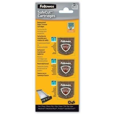 Rotační nástroj Fellowes SafeCut 3ks