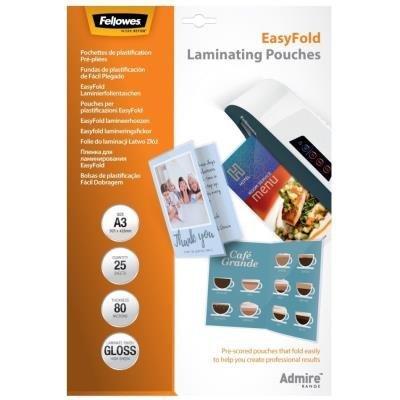 Laminovací fólie Fellowes EasyFold A3