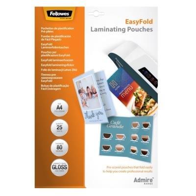 Laminovací fólie Fellowes EasyFold A4