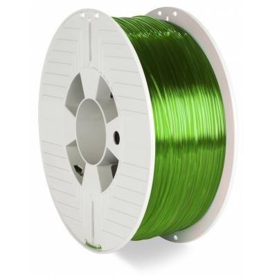 Verbatim PETG 1,75mm zeleno-průhledné