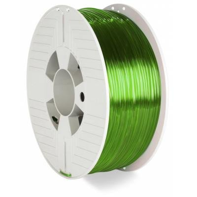 Verbatim PETG 2,85mm zeleno-průhledné