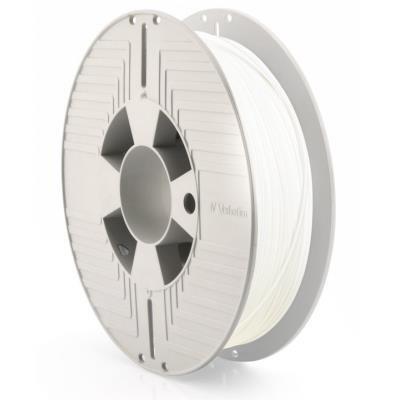 Verbatim PMMA DURABIO 1,75mm bílé