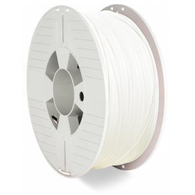 Verbatim PLA 1,75mm bílé