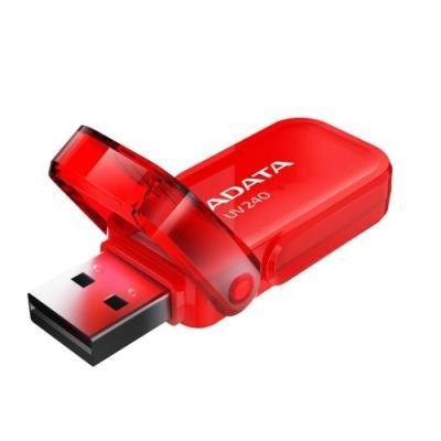 Flashdisk ADATA UV240 8GB červený