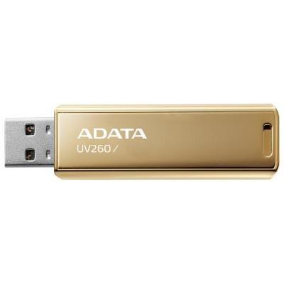 ADATA UV260 64GB zlatý