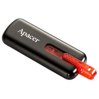 Flashdisk Apacer AH326 16GB černý