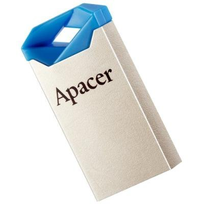 APACER USB Flash disk AH111 16GB / USB2.0 / modrá