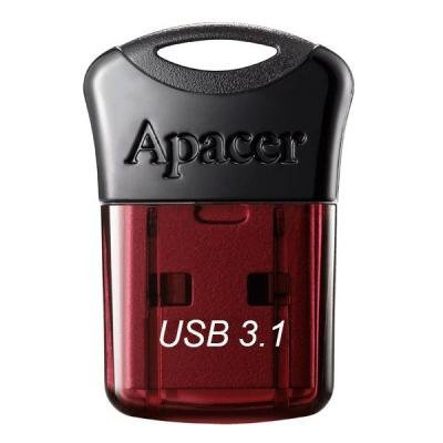 APACER USB Flash disk AH157 16GB / USB3.1 / červená