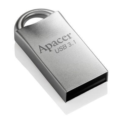 Flashdisk Apacer AH158 32GB stříbrný