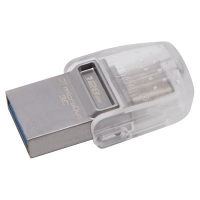 Flashdisk Kingston DataTraveler MicroDuo 128GB