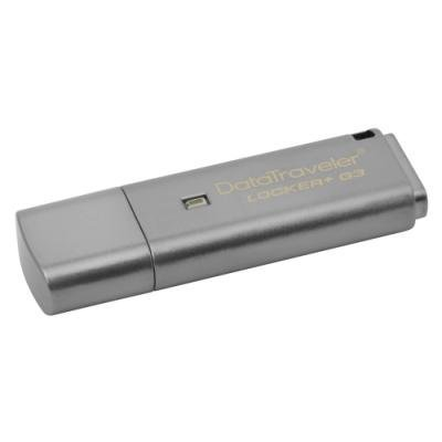 KINGSTON DT Locker+ G3 16GB / USB 3.0 / vc. A. Data Security
