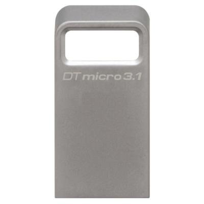 KINGSTON DT Micro 128GB / USB 3.0 / kovová