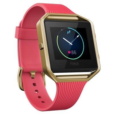 Fitness náramek Fitbit Blaze vel. S růžový