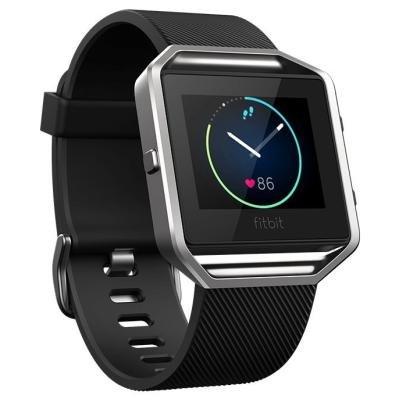 Fitness náramek Fitbit Blaze vel. XL černý