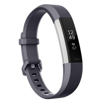 Fitness náramek Fitbit Alta HR vel. L šedý