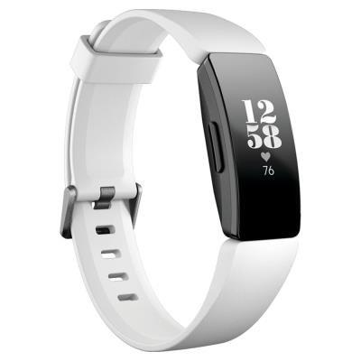 Fitbit Inspire HR - White/Black  Fitness náramek