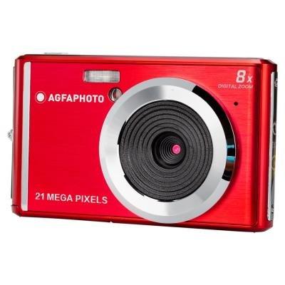 AgfaPhoto DC5200 červený