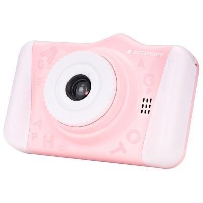 AgfaPhoto Realikids Cam 2 růžový