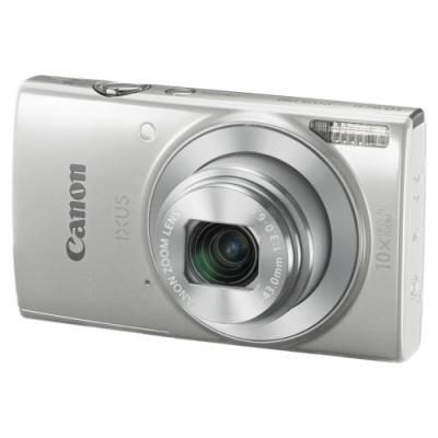 Digitální fotoaparát Canon IXUS 190 stříbrný