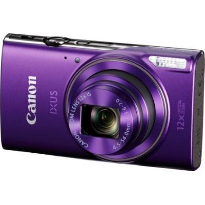 Digitální fotoaparát Canon IXUS 285 fialový
