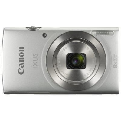 Digitální fotoaparát Canon IXUS 185 stříbrný