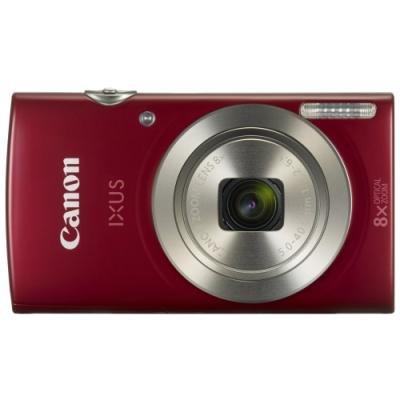 Digitální fotoaparát Canon IXUS 185 červený
