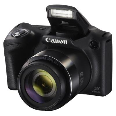 Canon PowerShot SX430 IS/ 20,5 MPix/ 45x zoom/ 3
