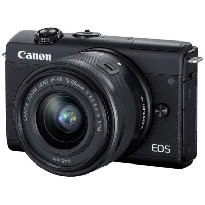 Digitální fotoaparát Canon EOS M200 + EF-M15-45mm