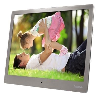 Digitální fotorámeček Hama Steel Premium