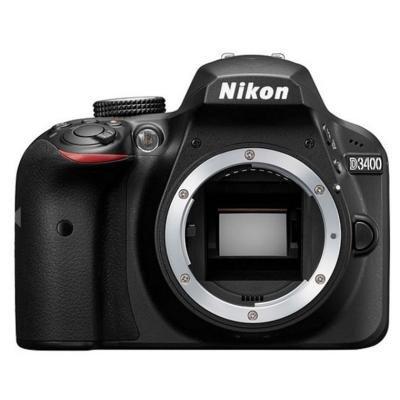 Zrcadlovka Nikon D3400 + 18-105mm VR