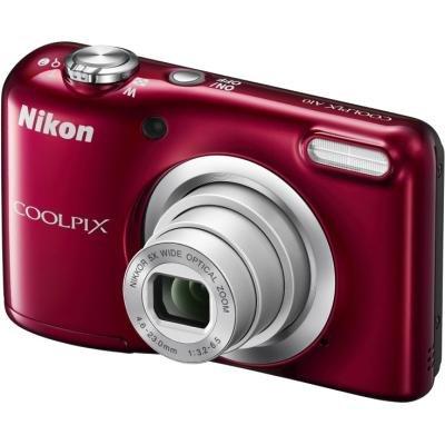 Digitální fotoaparát Nikon Coolpix A10 červený
