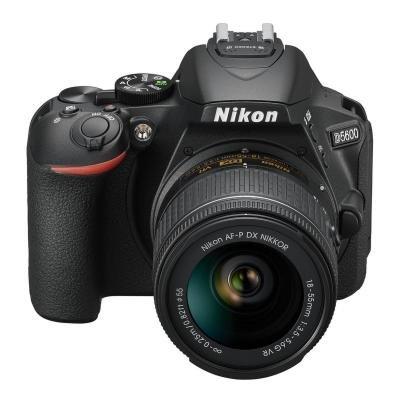 Zrcadlovka Nikon D5600 + 18-55mm VR