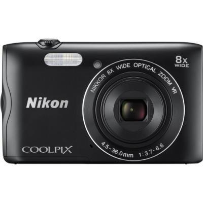 Digitální fotoaparát Nikon Coolpix A300 černý
