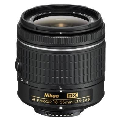 NIKON objektiv AF-P DX Zoom-Nikkor 18-55mm f/3.5-5.6G EDII