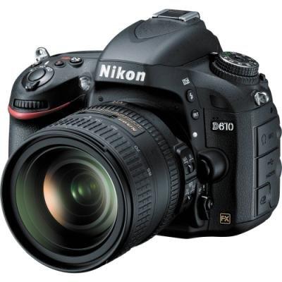 Zrcadlovka Nikon D610 + 24-85 AF-S