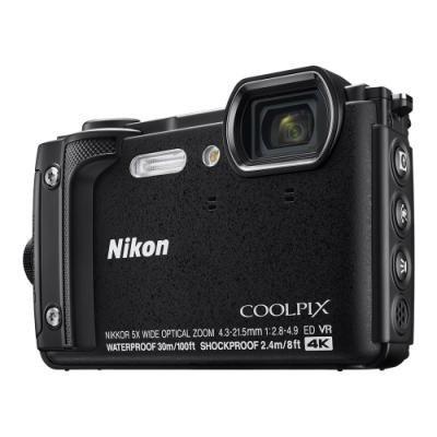 Digitální fotoaparát Nikon Coolpix W300 černý