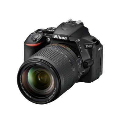 Zrcadlovka Nikon D5600 + 18-140