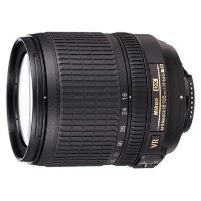 Objektiv Nikon AF-S NIKKOR 18-105mm f/3.5–5.6G