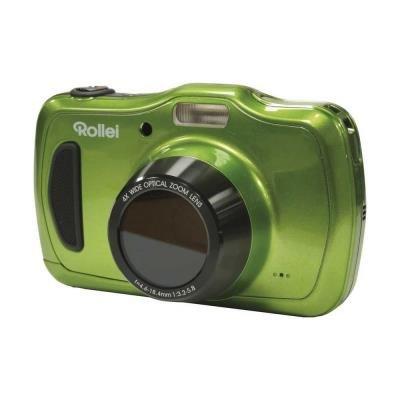 Digitální fotoaparát Rollei Sportsline 100 zelený