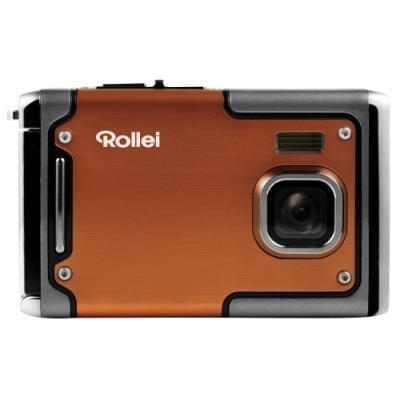 Digitální fotoaparát Rollei Sportsline 85 oranžový