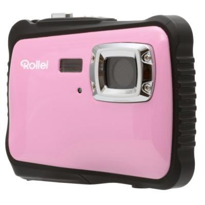Digitální fotoaparát Rollei Sportsline 64 růžový