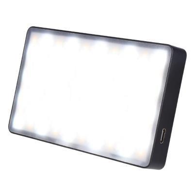 LED světlo Rollei Lumen Pocket RGB černé