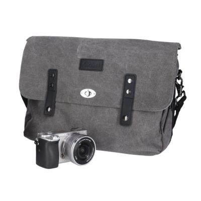 """Brašna Rollei Vintage Camera bag 13"""" šedá"""