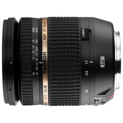 Objektiv Tamron SP AF 17-50mm F/2.8 pro Canon