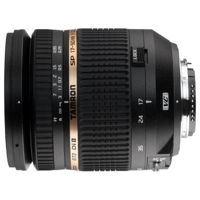 Objektiv Tamron SP AF 17-50mm F/2.8 pro Nikon