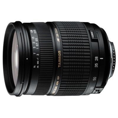 Objektiv Tamron AF SP 28-75mm F/2.8 Di pro Nikon