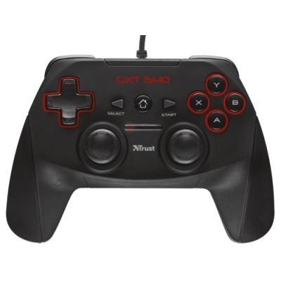 Gamepad Trust GXT 540 Yula černý