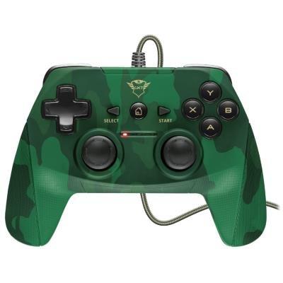 Trust GXT 540C Yula zelený