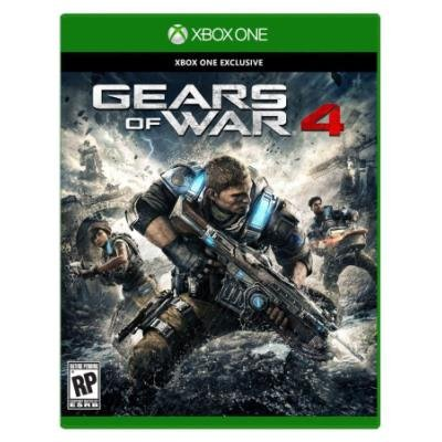 Hra Microsoft Gears of War 4 pro Xbox One