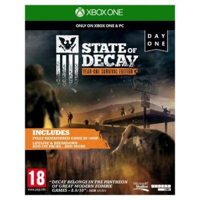 Hra Microsoft State of Decay pro Xbox One